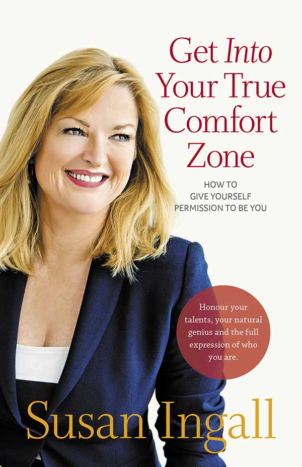 Get Into Your True Comfort Zone Cvr